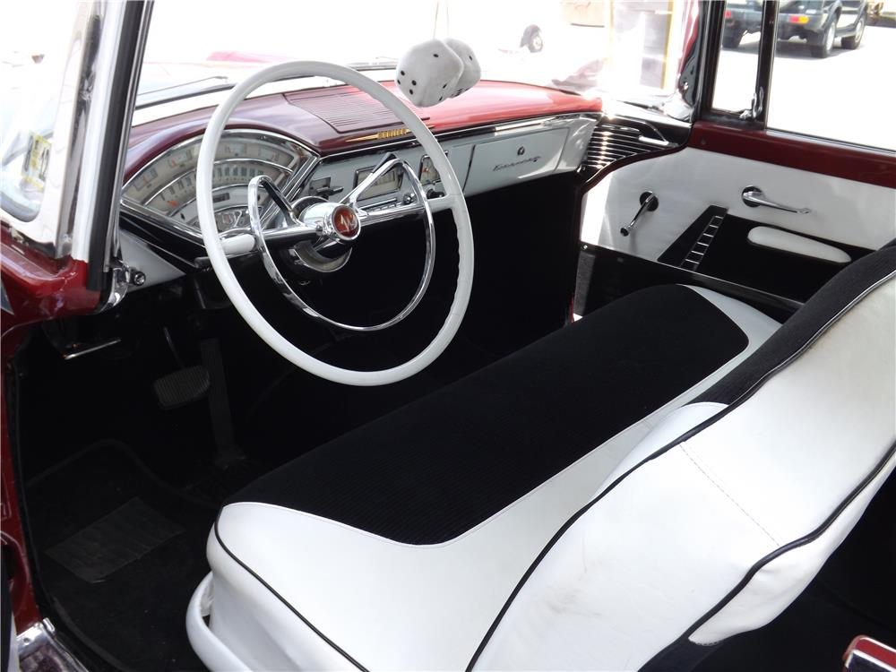 1955 MERCURY MONTEREY - Interior - 182237