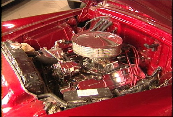 1950 OLDSMOBILE FASTBACK - Engine - 18227