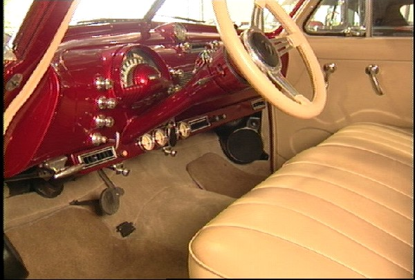 1950 OLDSMOBILE FASTBACK - Interior - 18227
