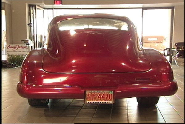 1950 OLDSMOBILE FASTBACK - Rear 3/4 - 18227