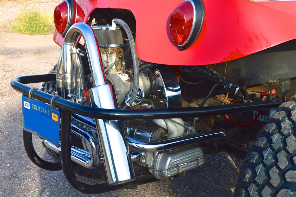 1969 SPECIAL CONSTRUCTION CUSTOM DUNE BUGGY - Engine - 182271