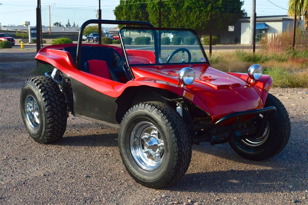 1969 Special Construction Custom Dune Buggy
