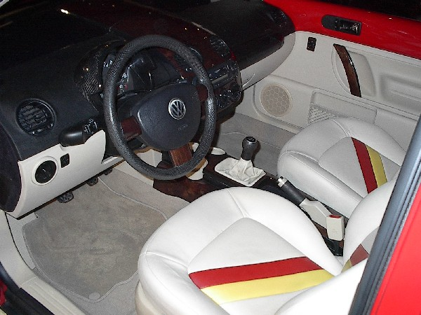1999 VOLKSWAGEN BEETLE 2 DOOR - Interior - 18228