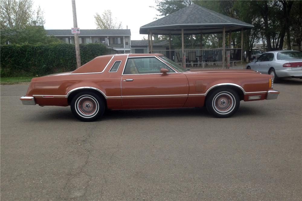 1978 FORD THUNDERBIRD 2 DOOR COUPE - Front 3/4 - 182300