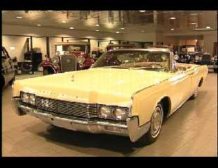 1967 LINCOLN CONTINENTAL CONVERTIBLE -  - 18231