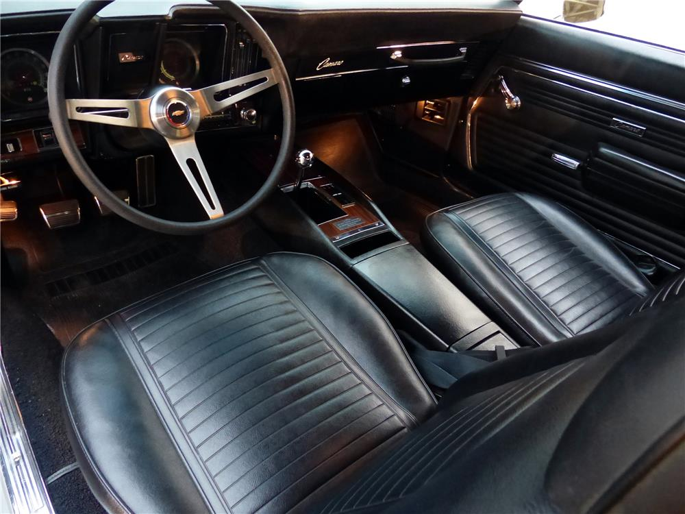 1969 CHEVROLET CAMARO YENKO RE-CREATION - Interior - 182405