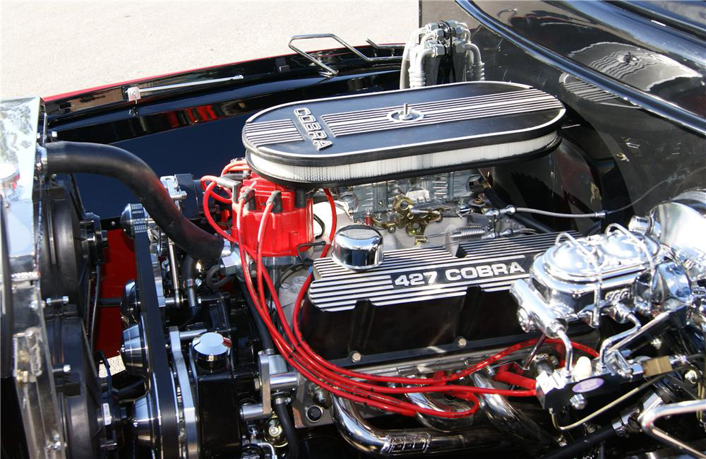 1956 FORD F-100 CUSTOM PICKUP - Engine - 182408