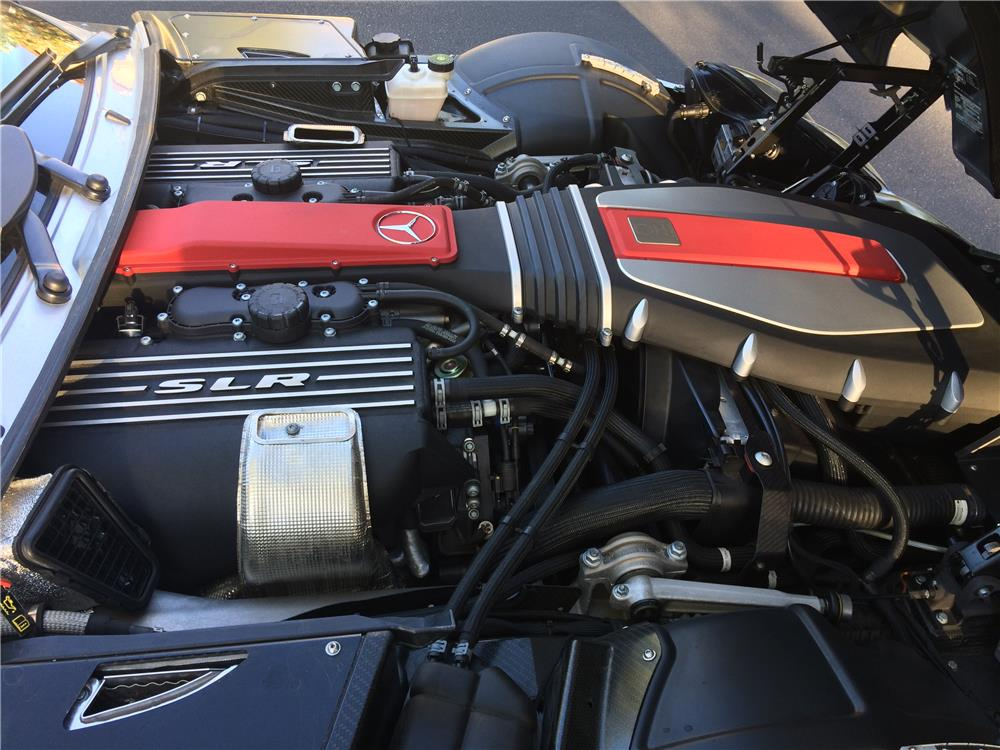2005 MERCEDES-BENZ SLR MCLAREN - Engine - 182409