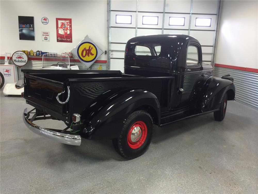 1941 CHEVROLET AK PICKUP - Rear 3/4 - 182413
