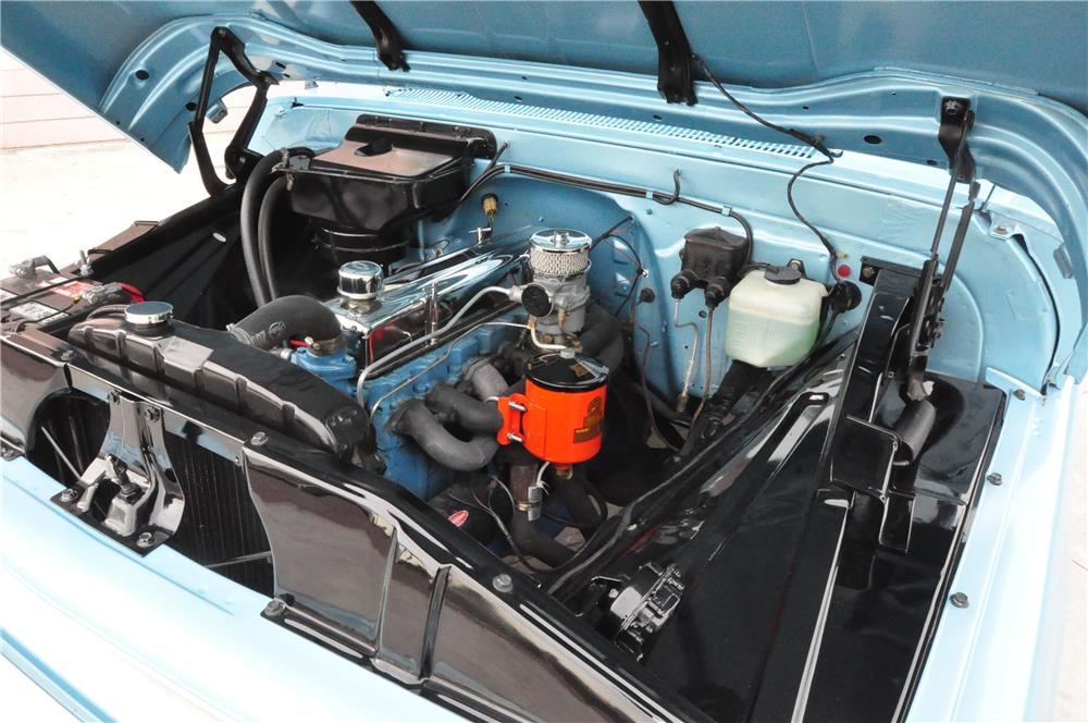 1962 CHEVROLET PICKUP - Engine - 182426