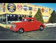 1936 FORD DELUXE 3-WINDOW RUMBLE SEAT -  - 18243