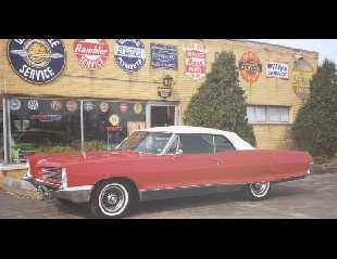 1966 PONTIAC BONNEVILLE UNKNOWN -  - 18245