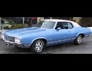 1970 OLDSMOBILE CUTLASS UNKNOWN -  - 18247