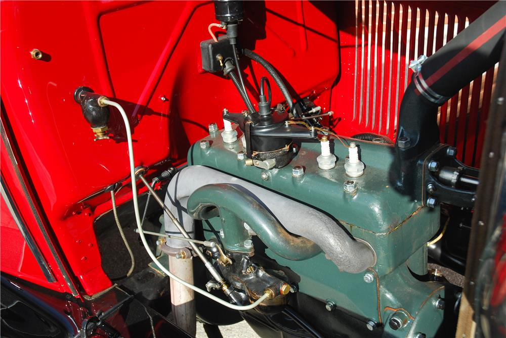 1930 FORD ROADSTER PICKUP - Engine - 182476