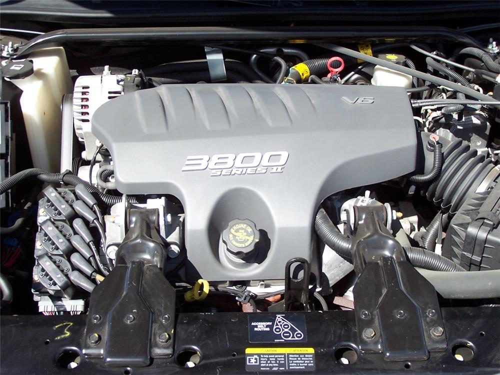 2005 CHEVROLET MONTE CARLO SS 2 DOOR COUPE - Engine - 182545