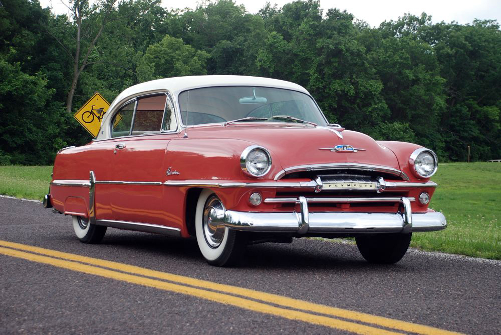 1954 PLYMOUTH BELVEDERE - 182580
