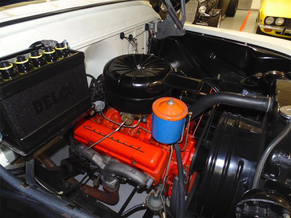 1955 CHEVROLET CAMEO PICKUP - Engine - 182600