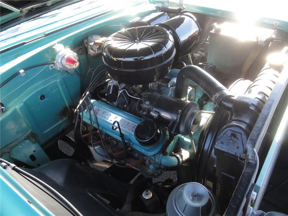 1955 PONTIAC SUPER CHIEF CATALINA - Engine - 182602