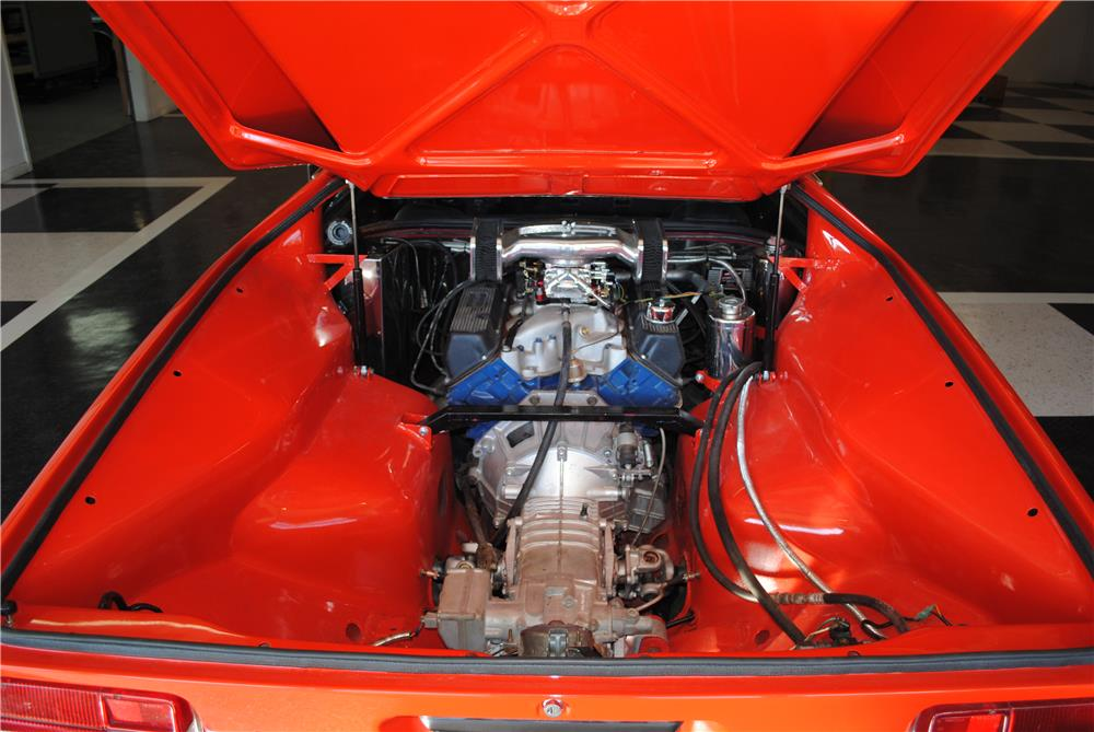 1972 PANTERA DE TOMASO 2 DOOR COUPE - Engine - 182604