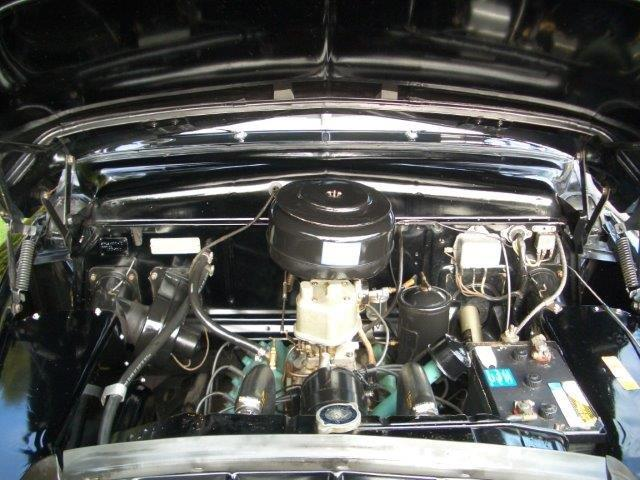 1949 MERCURY MONARCH COUPE - Engine - 182605