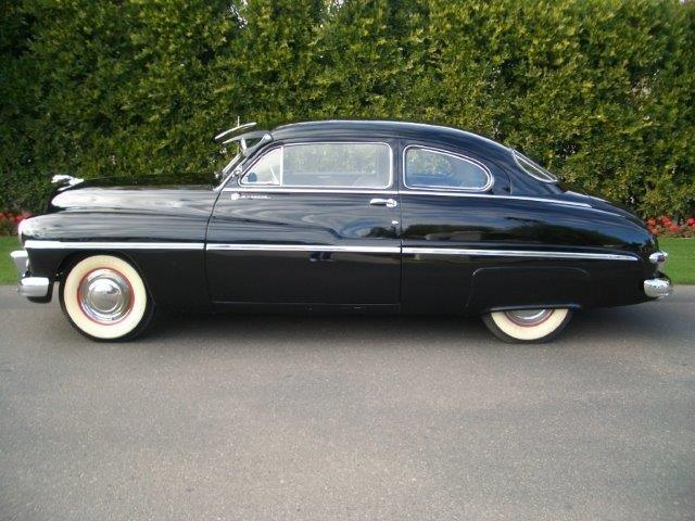 1949 MERCURY MONARCH COUPE - Side Profile - 182605