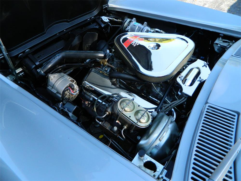 1967 CHEVROLET CORVETTE COUPE - Engine - 182656