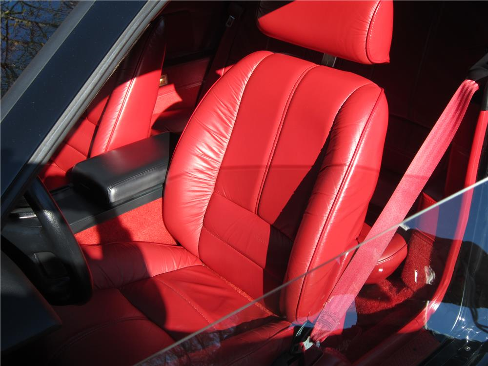 1992 CHEVROLET CAMARO RS CONVERTIBLE - Interior - 183480