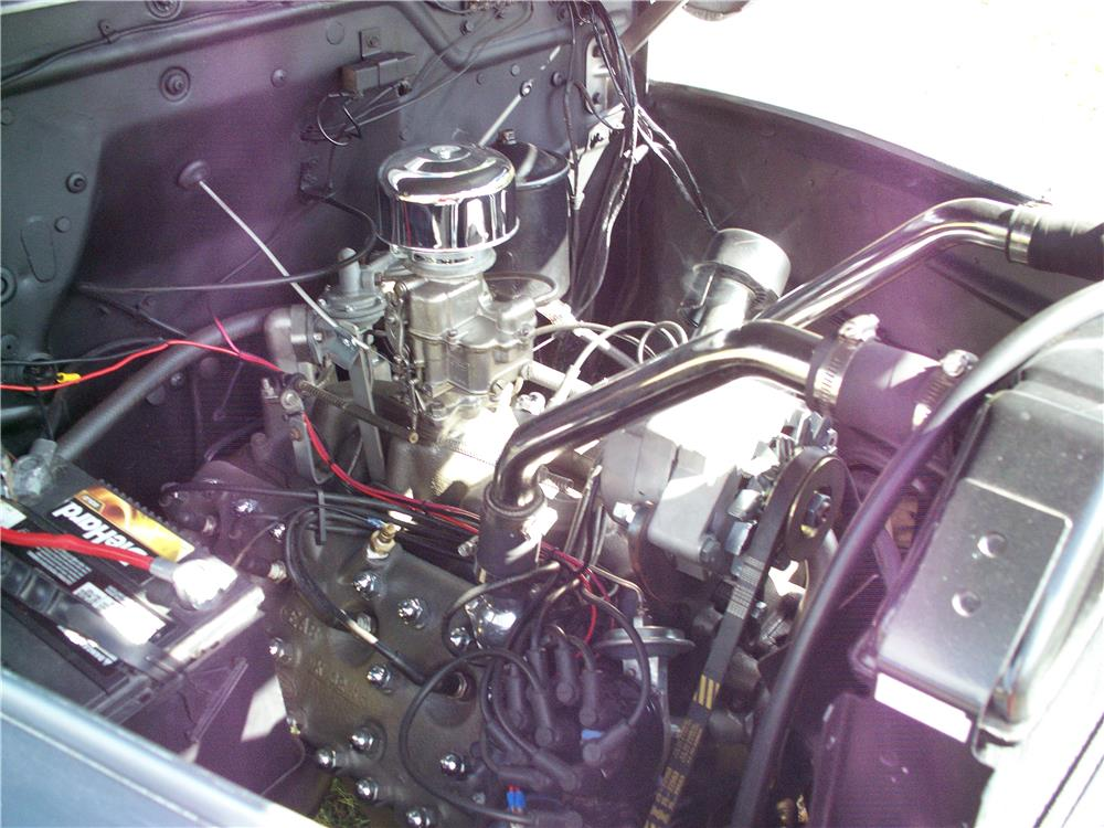 1948 FORD F-1 PICKUP - Engine - 183739