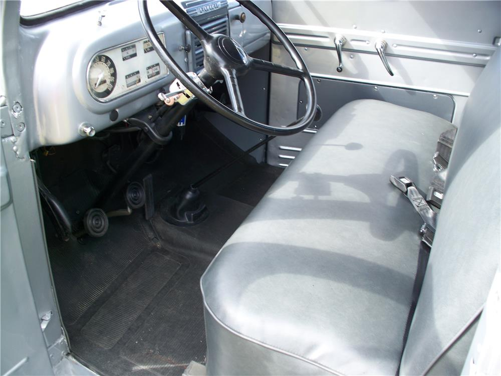 1948 FORD F-1 PICKUP - Interior - 183739