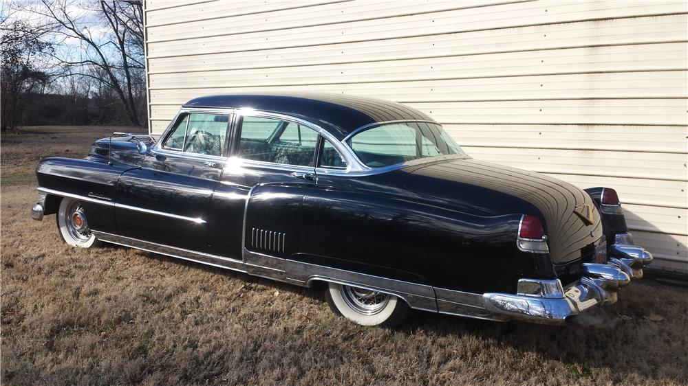 1953 cadillac series 60 special 4 door sedan 183787 For1953 Cadillac 4 Door Sedan