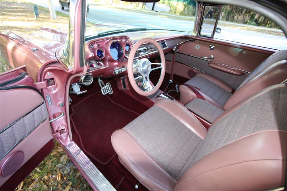 1957 Chevrolet Nomad Custom Station Wagon 183858