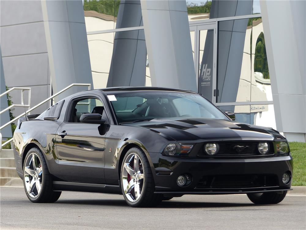 2010 FORD MUSTANG ROUSH 427R - Front 3/4 - 183944