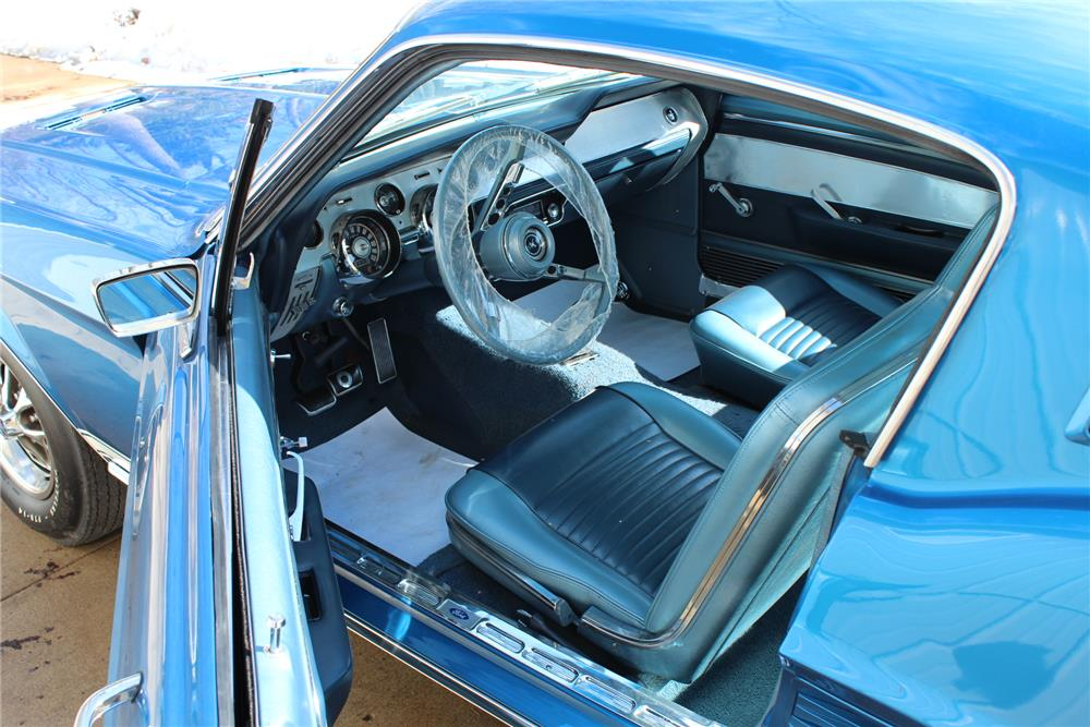 1967 Ford Mustang Fastback 183947