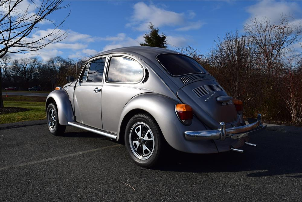1973 Volkswagen Super Beetle Custom 183951