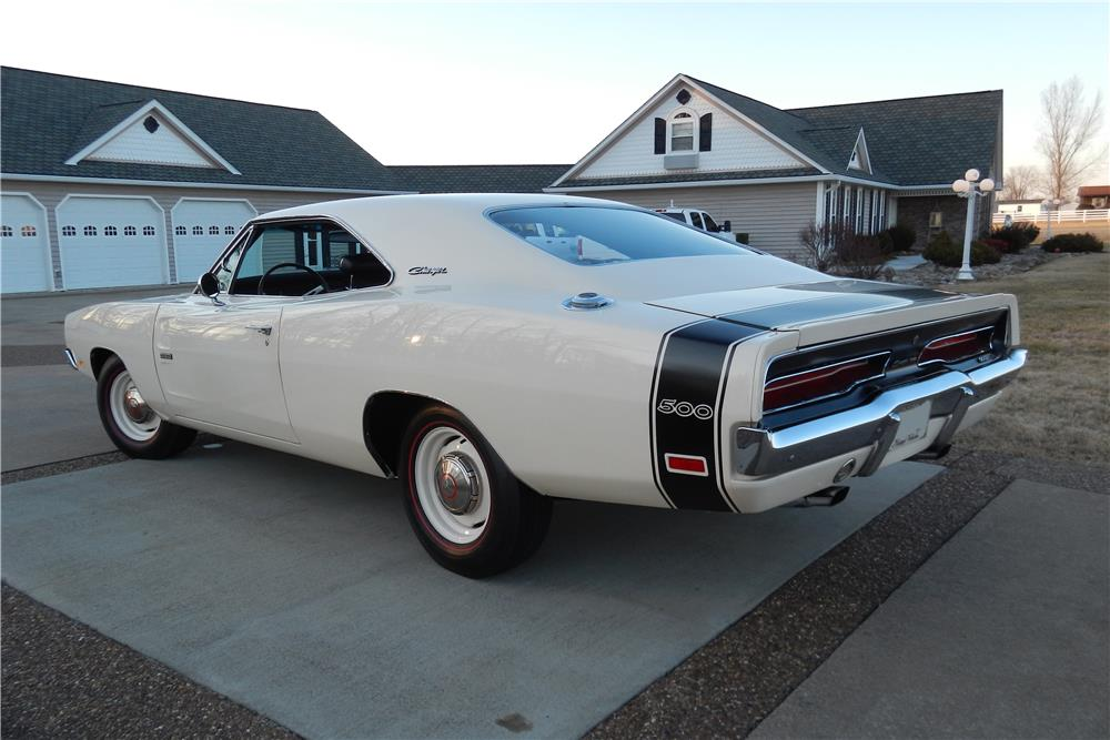 1968 Charger For Sale >> 1969 DODGE HEMI CHARGER 500 - 183962