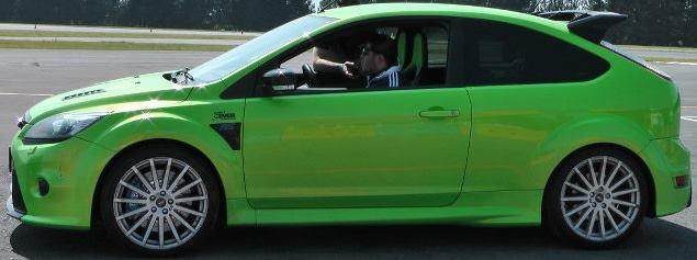 2010 FORD FOCUS RS - Side Profile - 183998