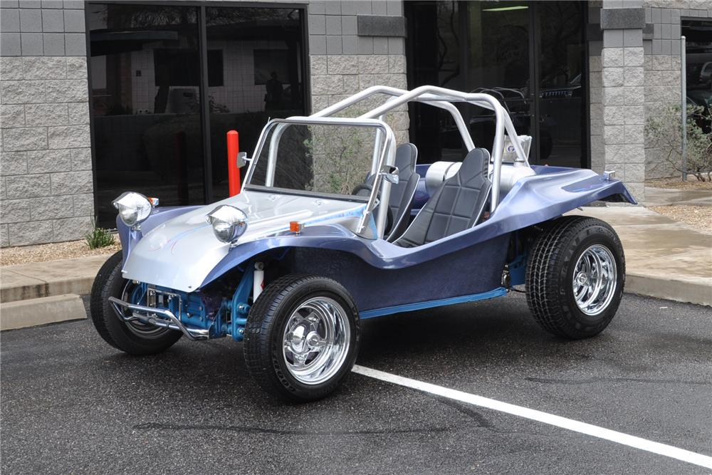 1970 SPECIAL CONSTRUCTION CUSTOM DUNE BUGGY - Front 3/4 - 183999