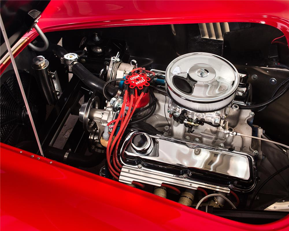 1967 COBRA RE-CREATION ROADSTER - Engine - 184019