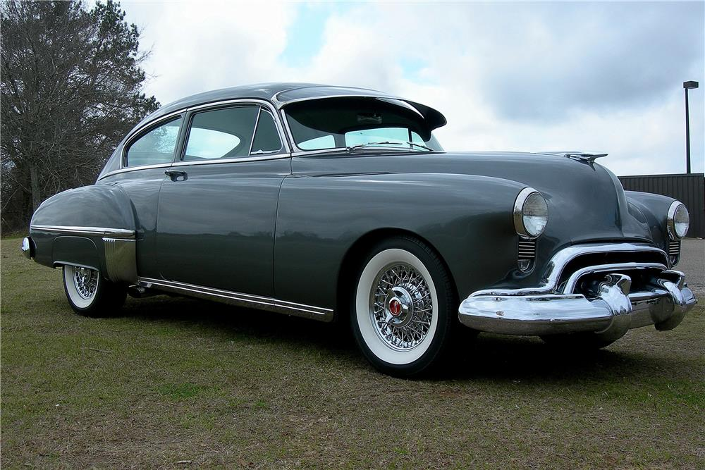 Car Auctions Macon Ga >> 1949 OLDSMOBILE SERIES 76 COUPE - 184035