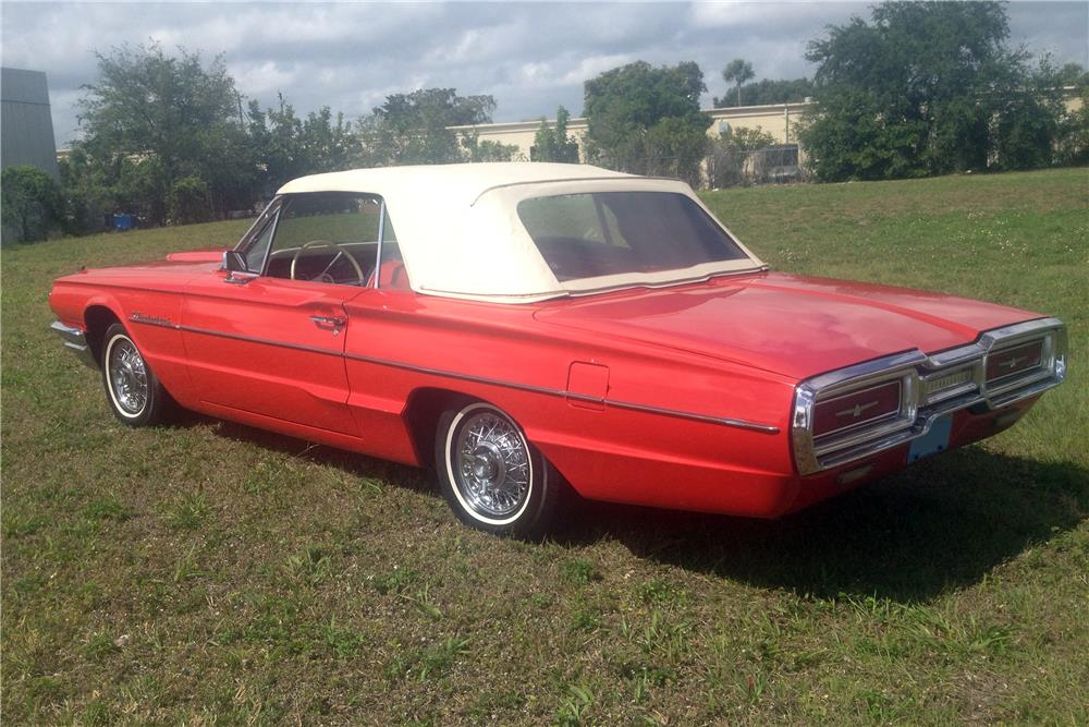 1964 Ford Thunderbird Convertible 184049