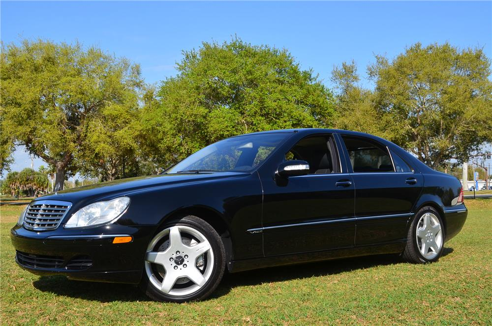 2004 mercedes benz s600 184050 for S600 mercedes benz