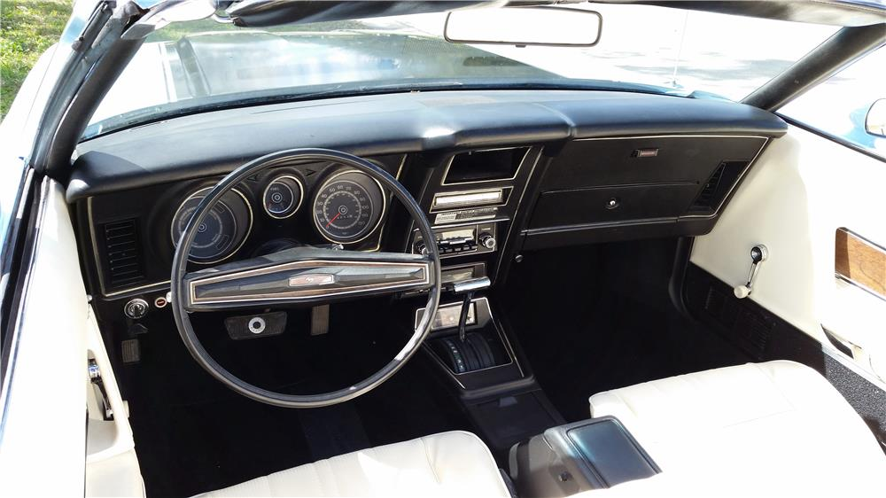 1973 Ford Mustang Convertible 184056