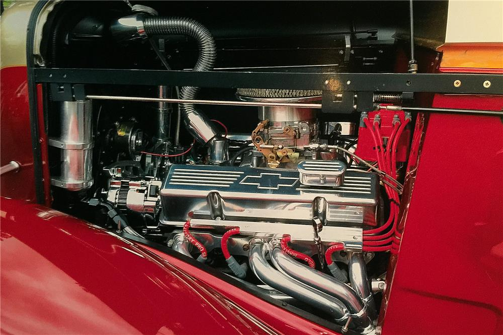 1934 CHEVROLET CUSTOM TUDOR - Engine - 184067