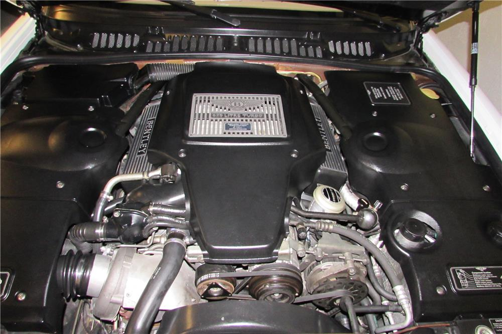 2000 BENTLEY ARNAGE RED LABEL TURBO - Engine - 184098
