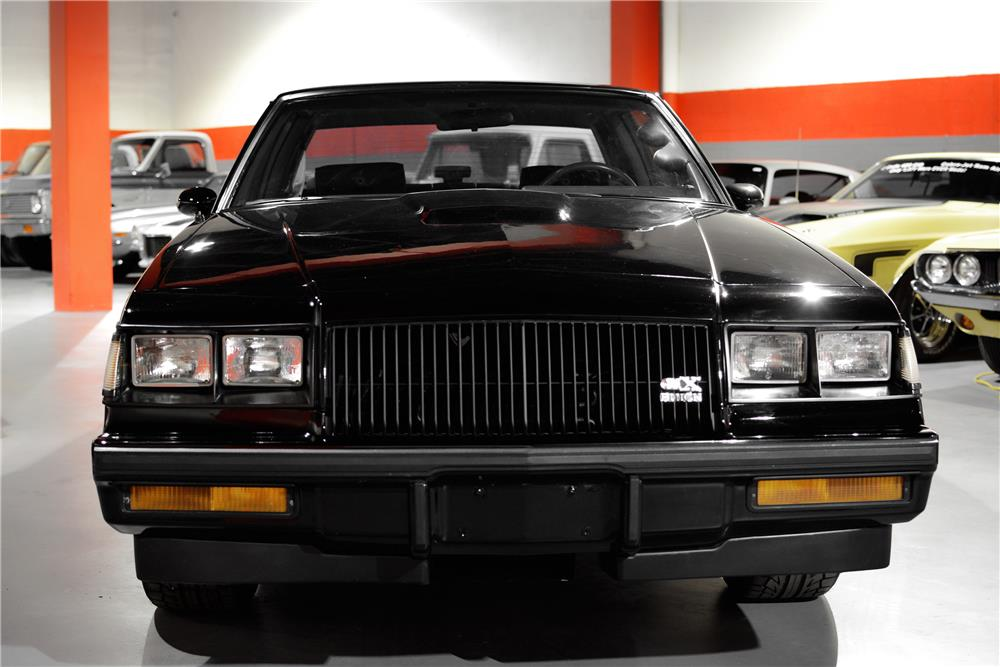 1987 BUICK GRAND NATIONAL CUSTOM COUPE - Misc 2 - 184106