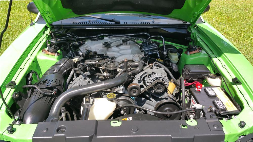 2001 FORD MUSTANG CUSTOM - Engine - 184152