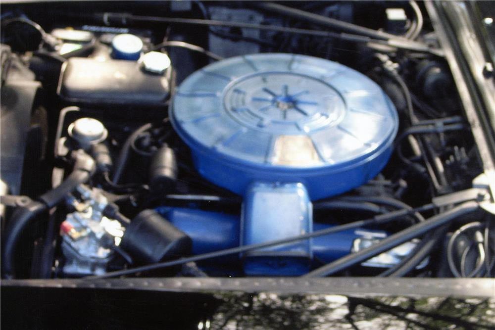1967 LINCOLN CONTINENTAL CONVERTIBLE - Engine - 184155