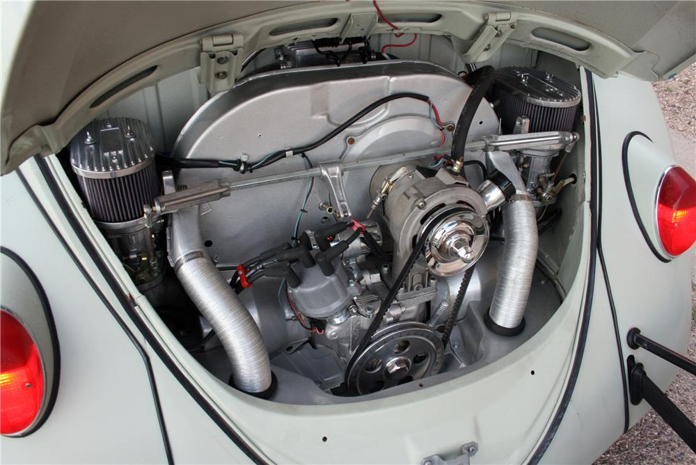 1965 VOLKSWAGEN BEETLE CUSTOM - Engine - 184210
