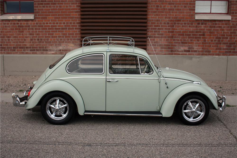 1965 VOLKSWAGEN BEETLE CUSTOM - Side Profile - 184210