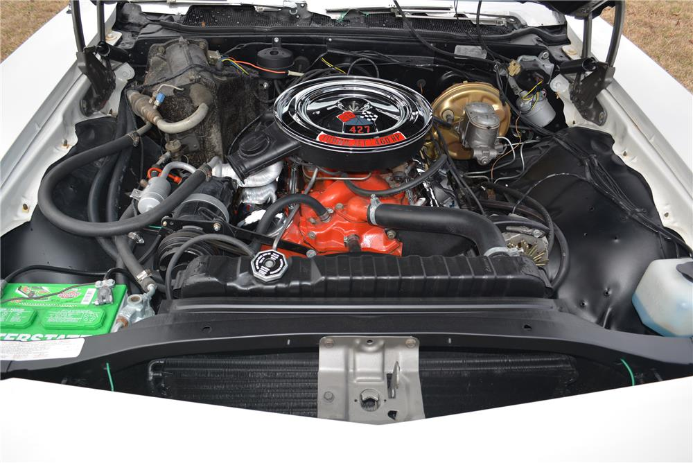 1968 CHEVROLET IMPALA SS - Engine - 184231